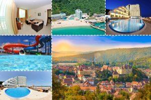Bułgaria - Rumunia - Węgry